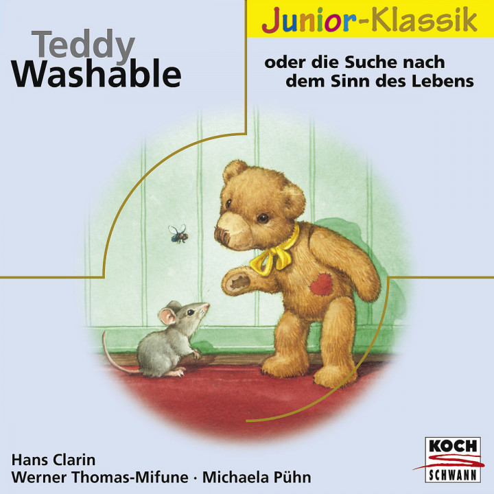 Teddy Washable 0028948003161