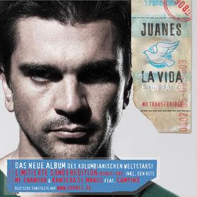 Juanes, La Vida Es Un Ratico, 00602517477834