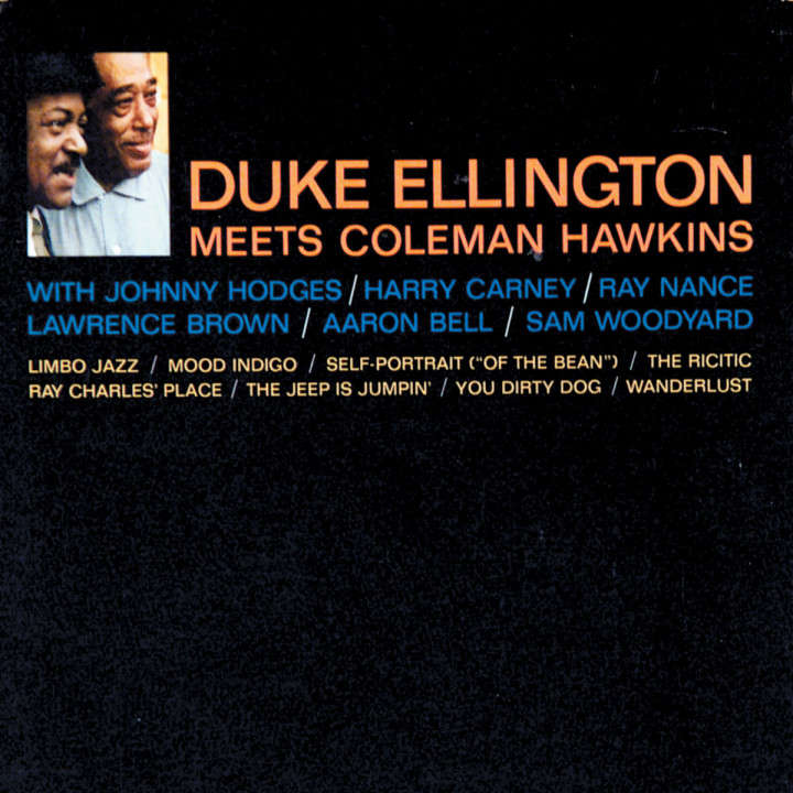 Duke Ellington Meets Coleman Hawkins 0602517448098