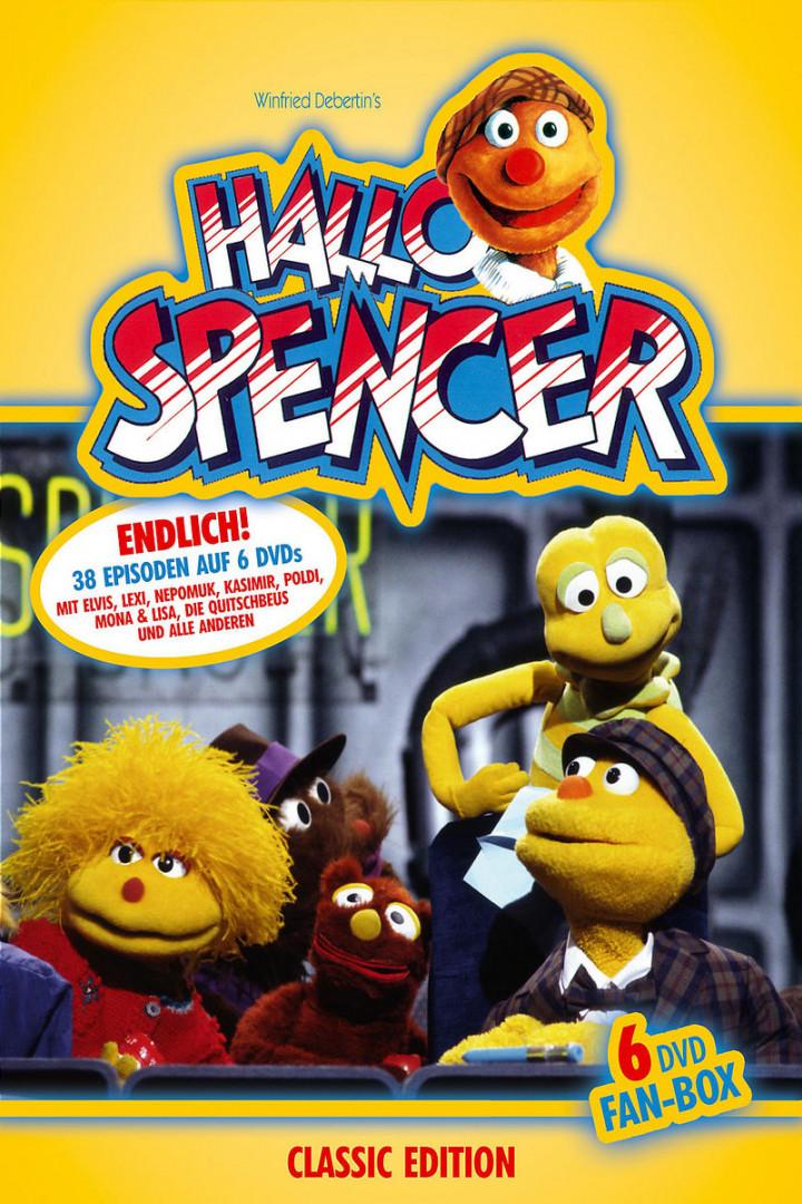 Hallo Spencer - Collector's Box (6 Dvd) 4032989601404