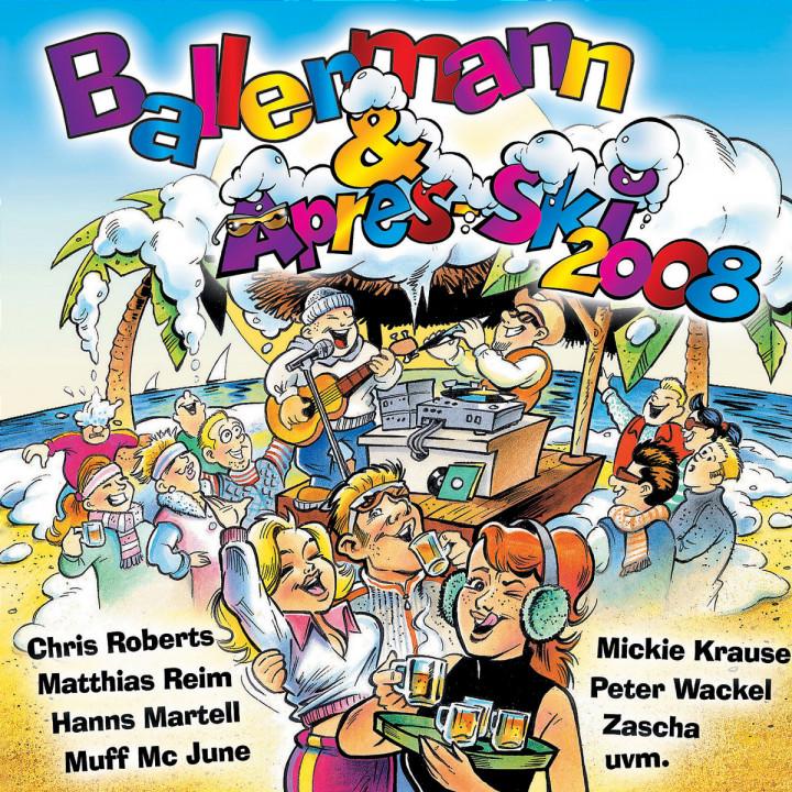 Ballermann Aprés Ski 2008 4032989105311