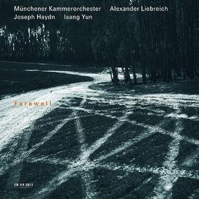 Alexander Liebreich, Haydn, Yun: Farewell - Symphonies Nos. 39 and 45 / Chamber Symphony I, 00028947661887