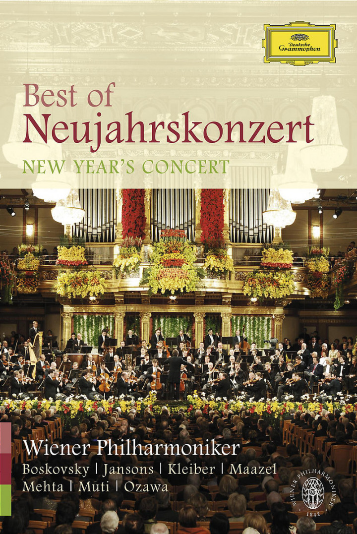 Best of Neujahrskonzert 0044007344224