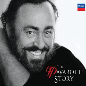 Luciano Pavarotti, The Pavarotti Story, 00028947581772
