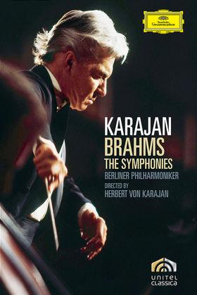 Die Berliner Philharmoniker, Brahms: Symphonies Nos. 1-4, 00044007343869