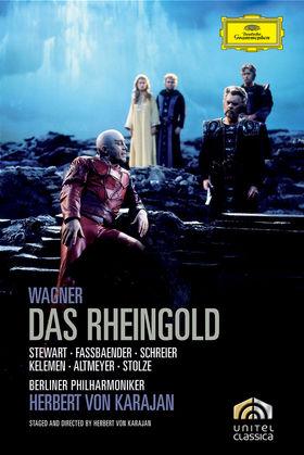 Die Berliner Philharmoniker, Wagner: Das Rheingold, 00044007343906