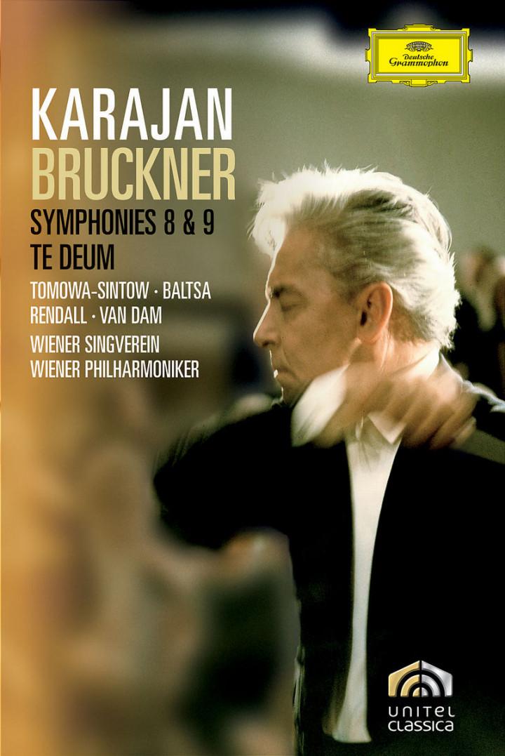 Bruckner: Symphonies 8 & 9; Te Deum 0044007343957