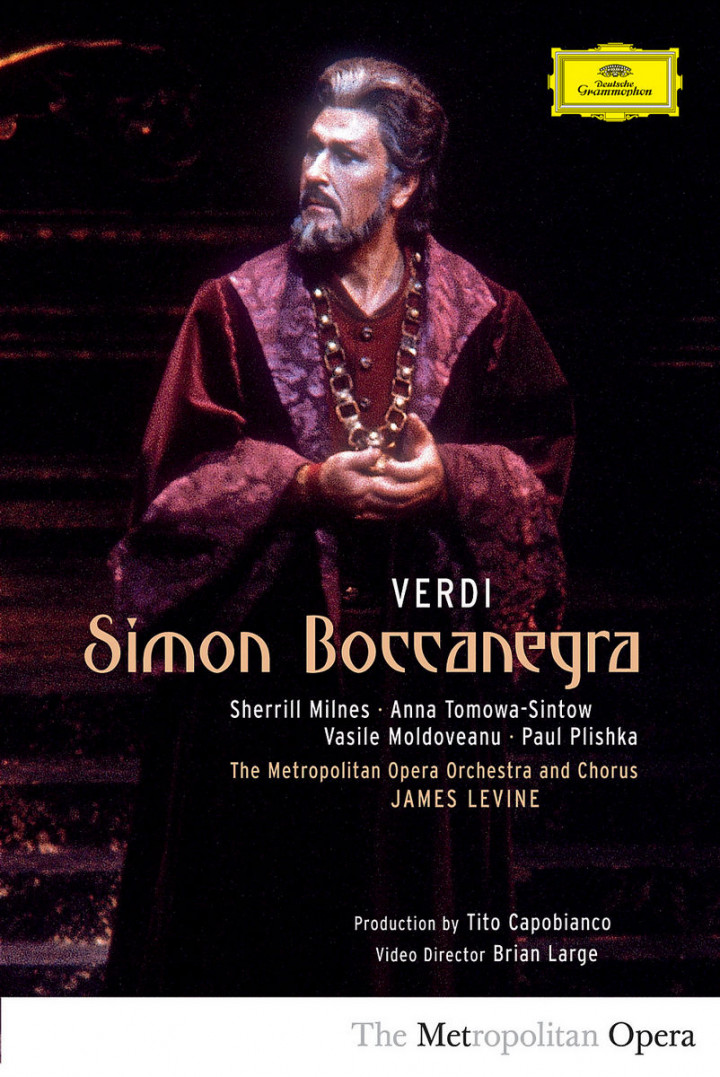 Verdi: Simon Boccanegra 0044007344039