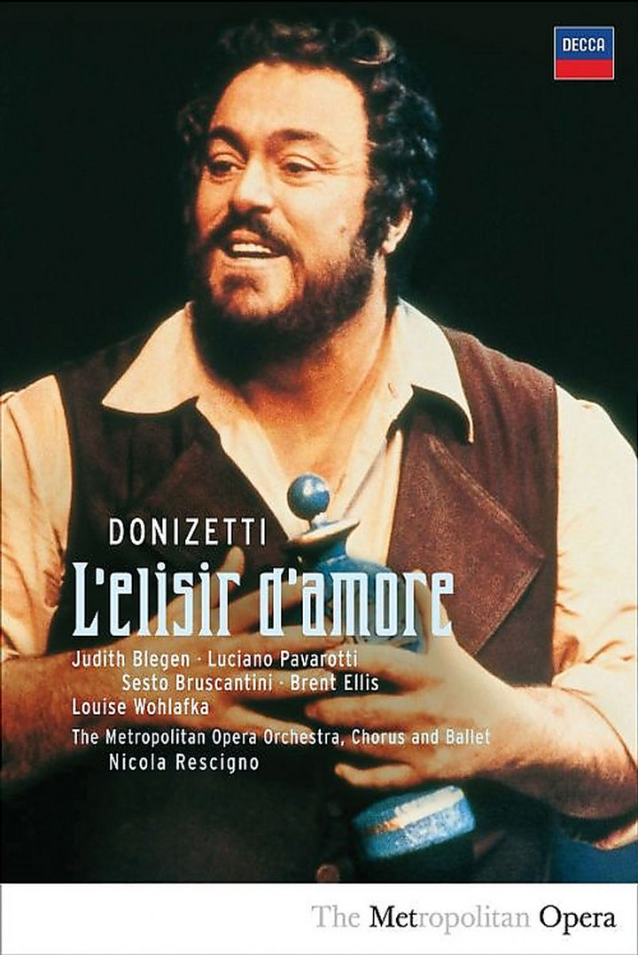 Donizetti: L'Elisir d'amore 0044007432264