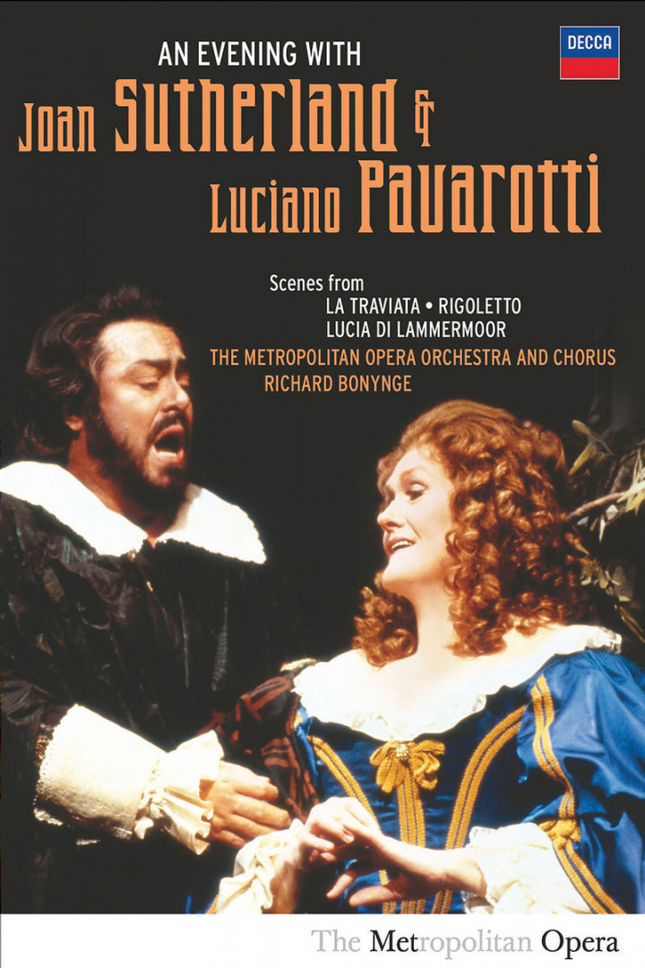 An Evening with Pavarotti & Sutherland 0044007432297