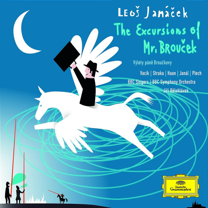 Janacek: The Excursions of Mr Broucek 0028947773878