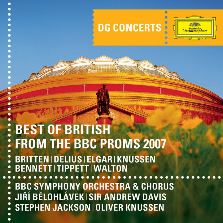 Best of British from the 2007 BBC Proms 0028947773524