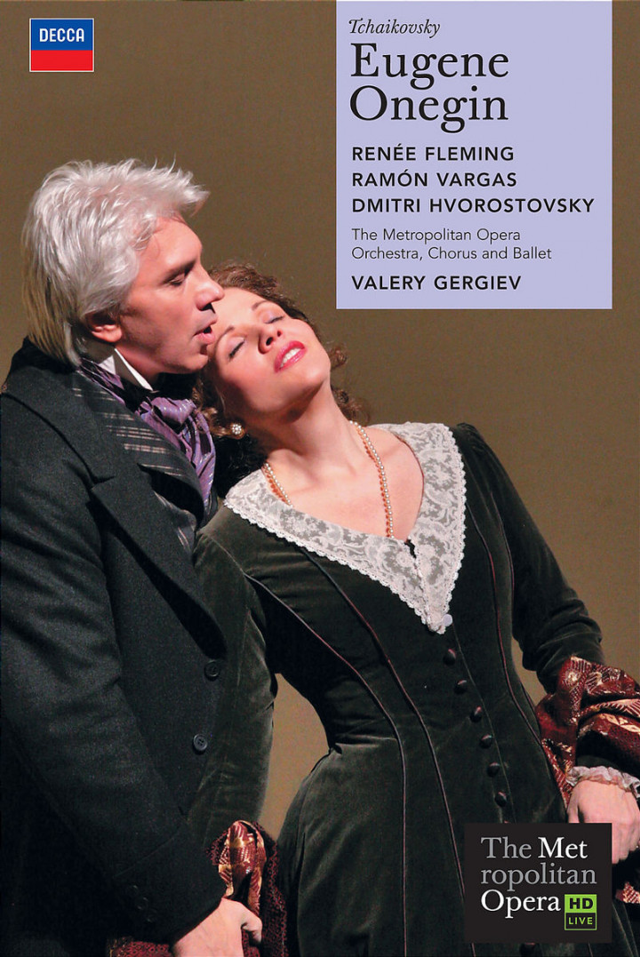 Tchaikovsky: Eugene Onegin 0044007432482
