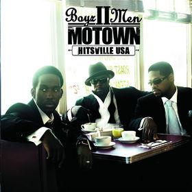 Boyz II Men, Motown - Hitsville, USA, 00602517495500