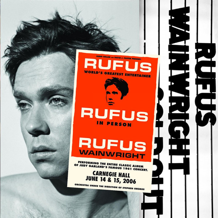 Rufus Does Judy At Carnegie Hall 0602517516722