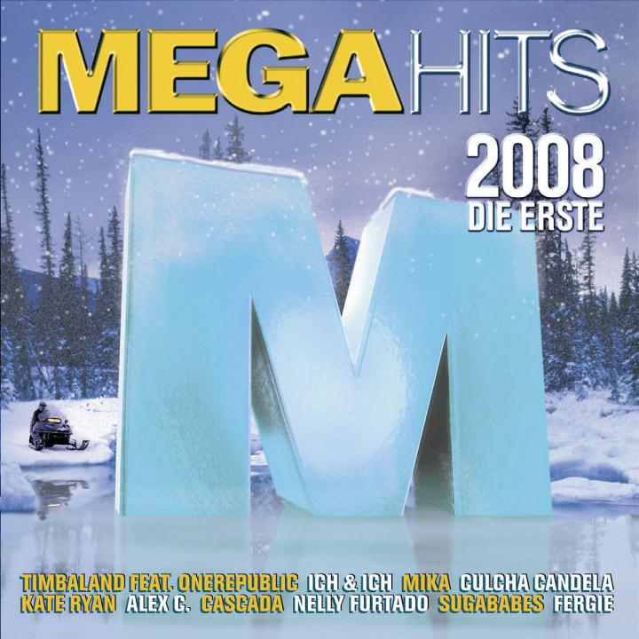 Megahits 2008 - Die Erste 0600753052190
