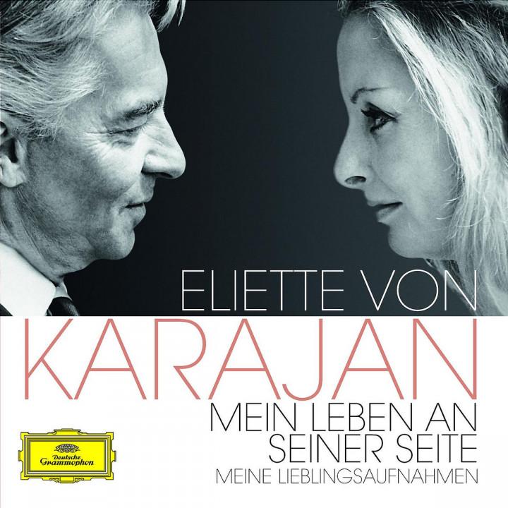 Eliette von Karajan - Mein Leben an seiner Seite