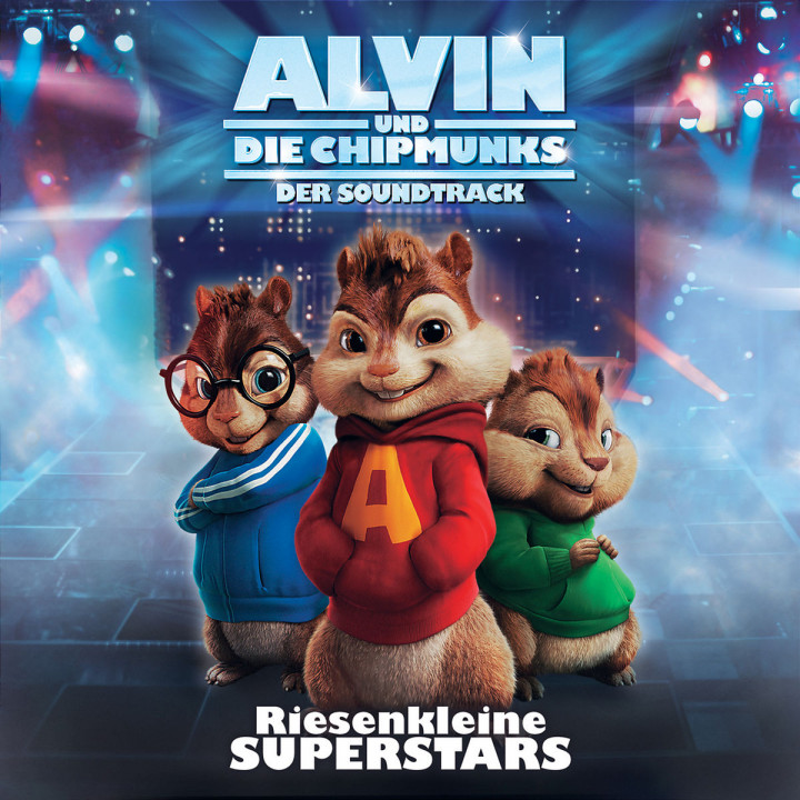Alvin & The Chipmunks / OST 0028947801854