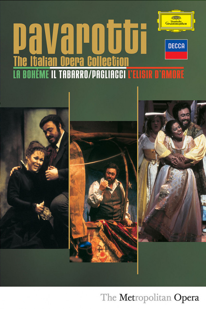 Luciano Pavarotti - The Italian Opera Collection 0044007343005