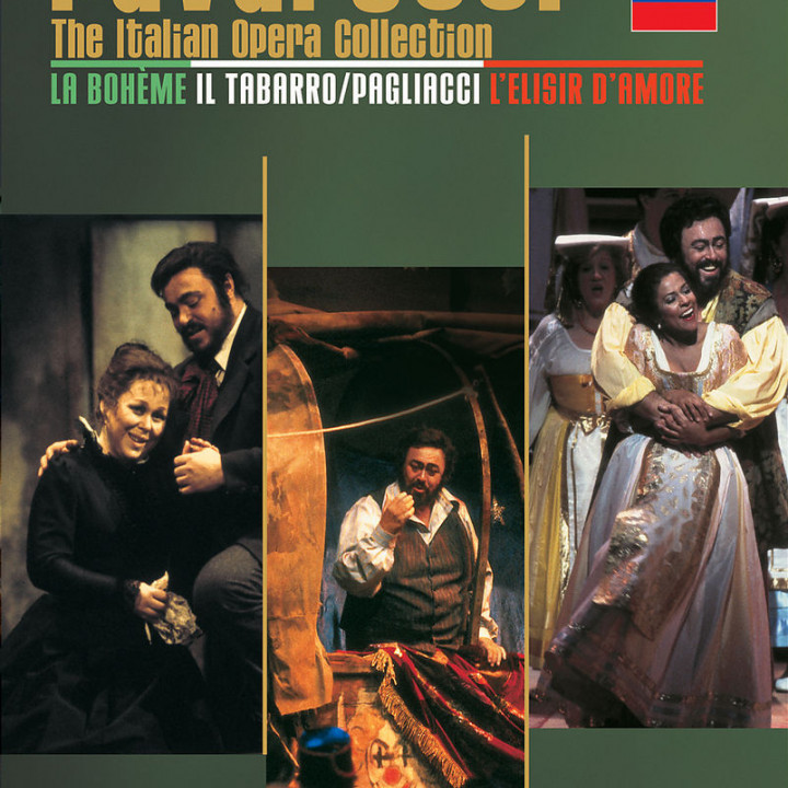 Luciano Pavarotti - The Italian Opera Collection 0044007343005
