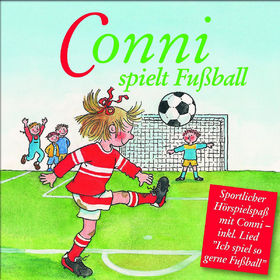 Conni, Conni spielt Fußball, 00602517552715