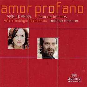 Simone Kermes, Amor Profano, 00028947766186