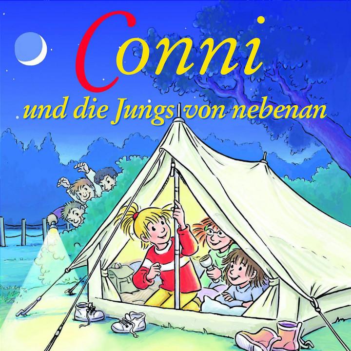 22: Conni und die Jungs von nebenan 0602517408096