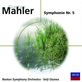 Seiji Ozawa, Mahler: Sinfonie Nr.5, 00028948004546