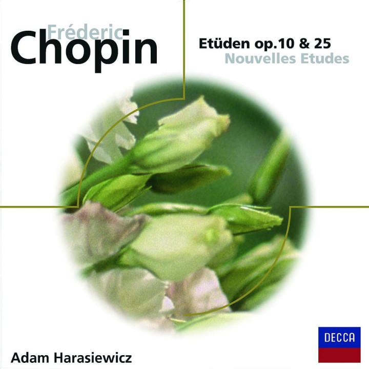 Chopin: Etüden 0028948005141