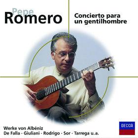 Pepe Romero, Portrait: Pepe Romero, 00028948005154