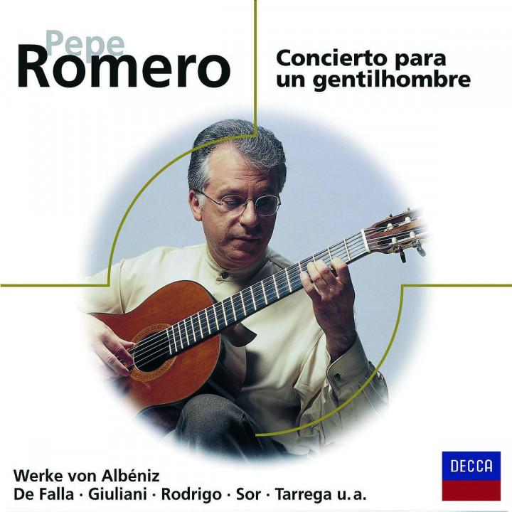 Portrait: Pepe Romero 0028948005152