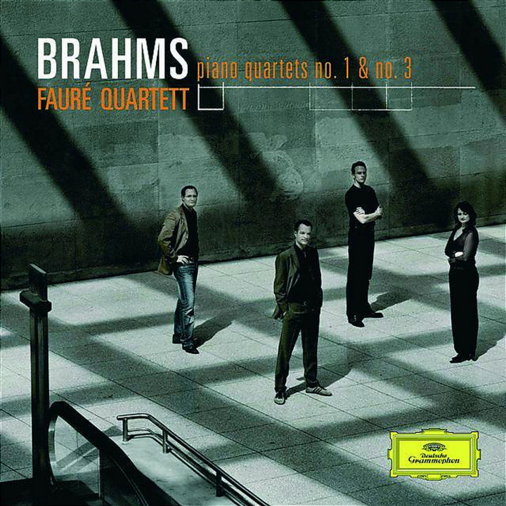 Brahms Klavierquartette, Op.25 & Op.60 0028947663232