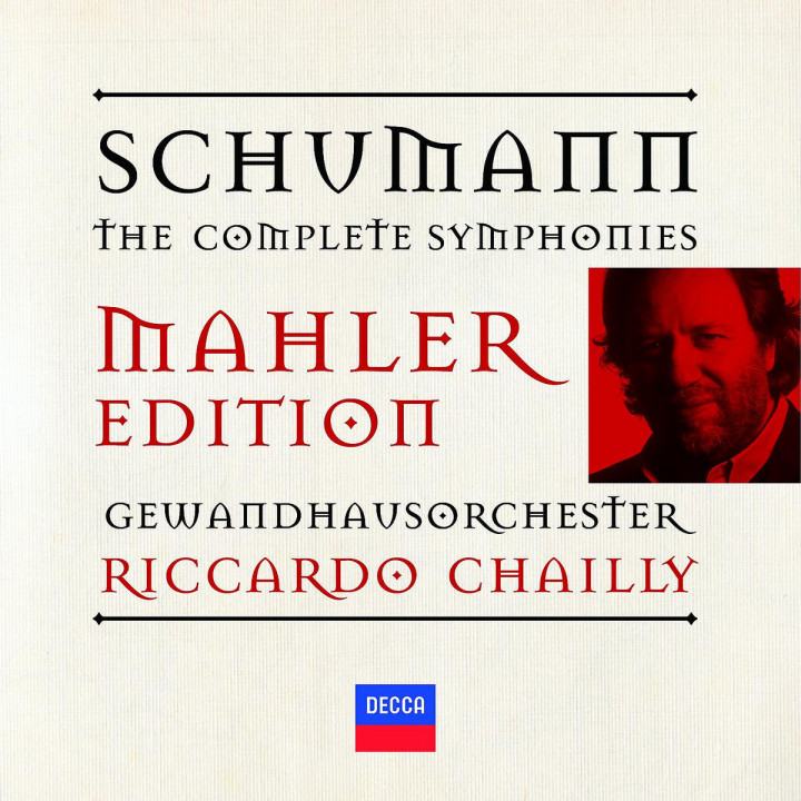 Schumann: The Symphonies 0028947800370