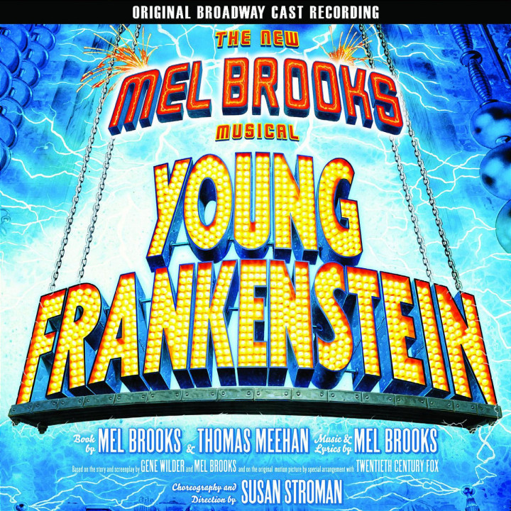 Young Frankenstein / OST 0028947802497