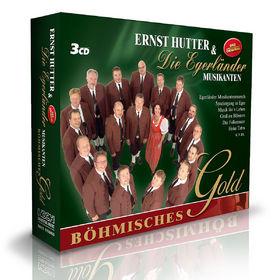 Ernst Hutter & Die Egerländer Musikanten, Böhmisches Gold, 00602517534551