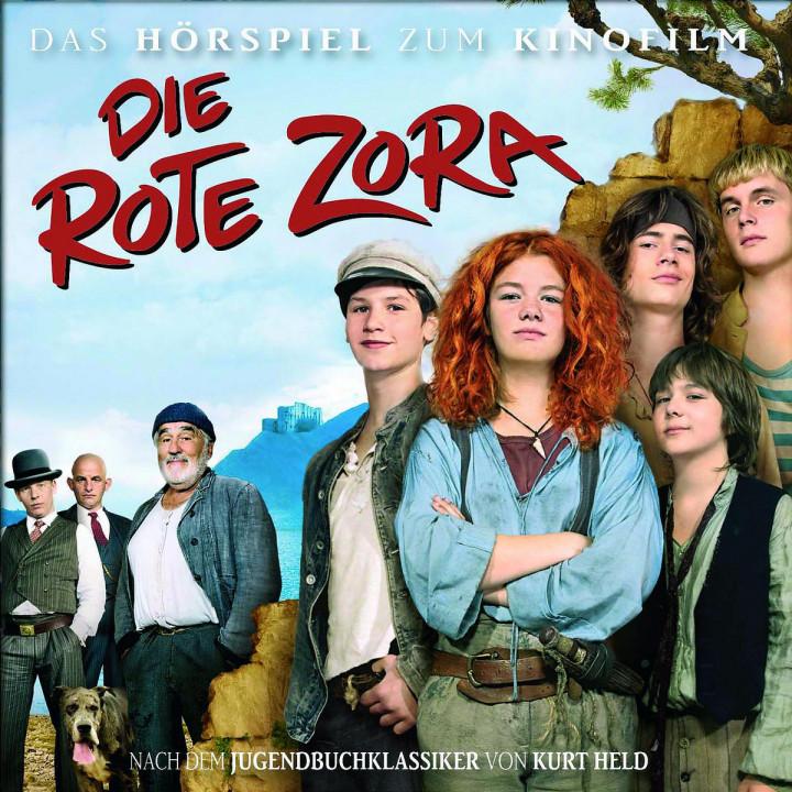Die rote Zora (Hörspiel zum Kinofilm) 0602517574821