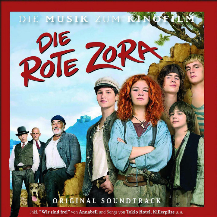 Die rote Zora (Original Soundtrack) 0600753055621