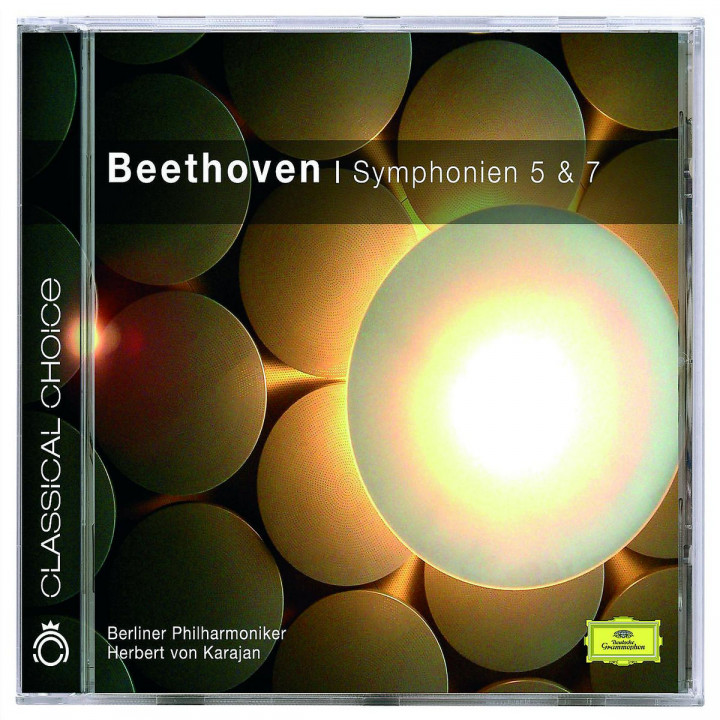 Beethoven: Symphonies Nos. 5 & 7 0028947774880