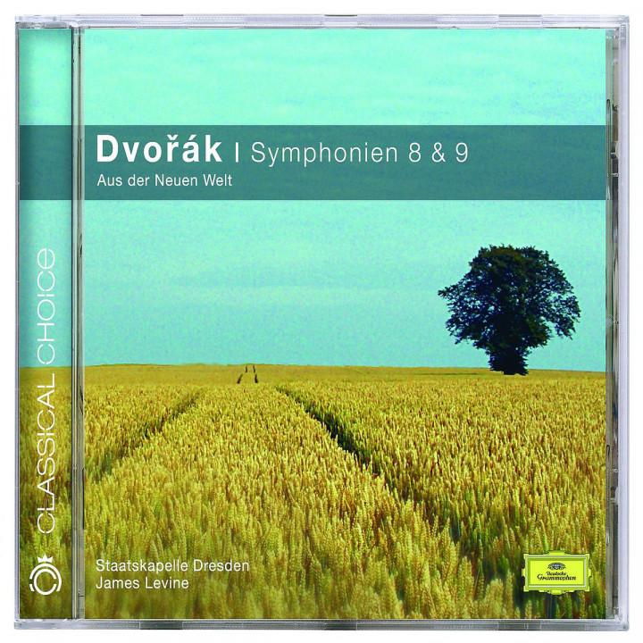 "Dvorák: Symphonies Nos.8 & 9 ""From the New World"" 0028947774905"
