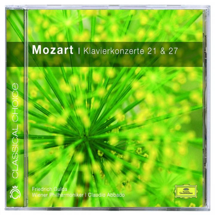 Mozart: Piano Concertos Nos.21 & 27 0028947774938