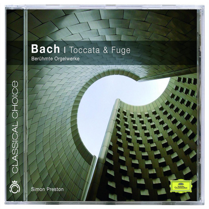 Bach, J.S.: Toccata & Fuge 0028947774949