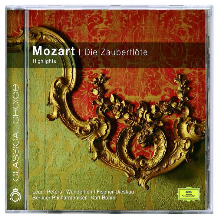 Mozart, W.A.: Die Zauberflöte - Highlights