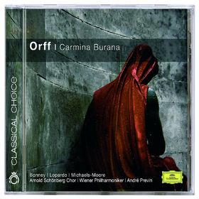 Classical Choice, Orff: Carmina Burana, 00028947774969