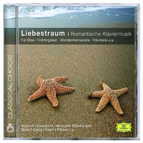Classical Choice, Liebestraum - Romantische Klaviermusik, 00028947774983