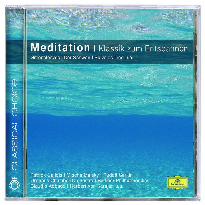 Meditation - Klassik zum Entspannen 0028947774994