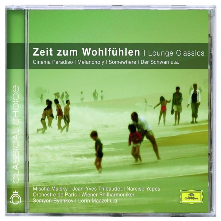 Zeit zum Wohlfühlen - Lounge Classics 0028947775032