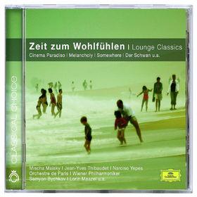 Classical Choice, Zeit zum Wohlfühlen - Lounge Classics, 00028947775034