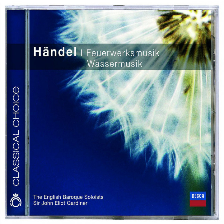 Handel: Music for The Royal Fireworks/Water Music 0028947802431