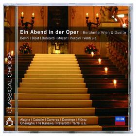 Classical Choice, Ein Abend in der Oper, 00028947802464