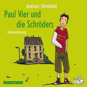 Andreas Steinhöfel, Paul Vier und die Schröders, 09783867420044